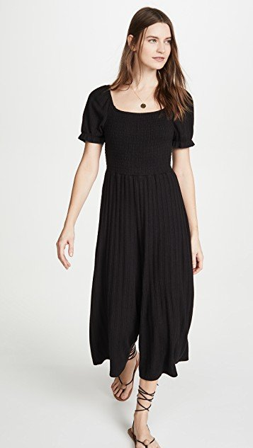 Jack By BB Dakota Total Smock Out Jumpsuit