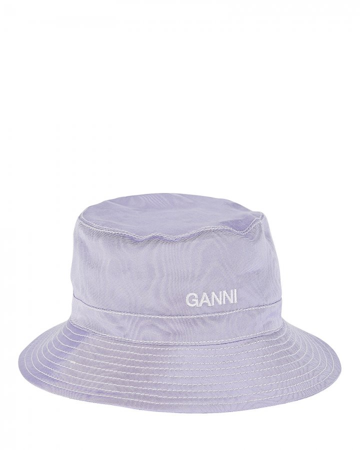 Moiré Bucket Hat