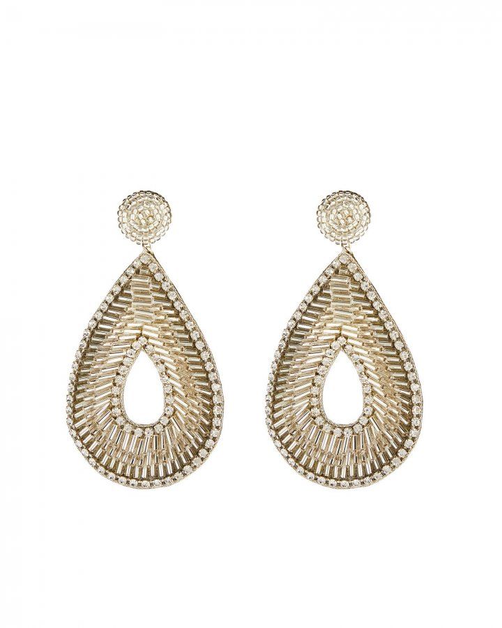 Deepa By Deepa Gurnani Abia Earrings