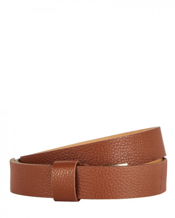 Penelope Leather Belt