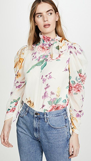 About Us Long Sleeve Top