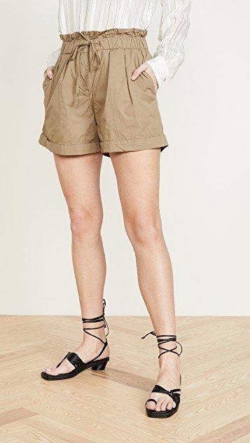 Giselle Waist Tie Shorts
