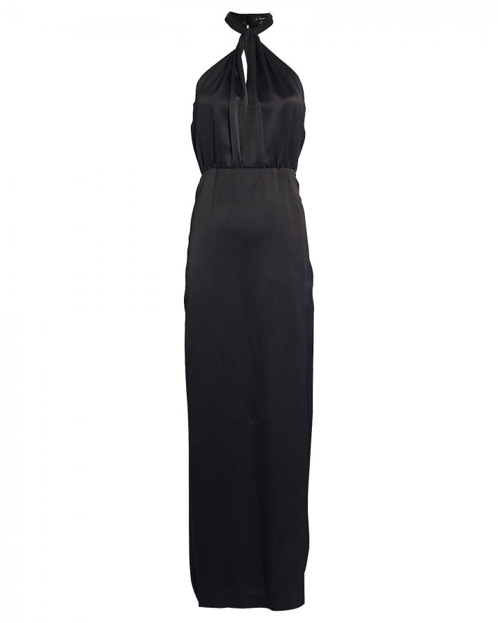 Claire Crepe Gown