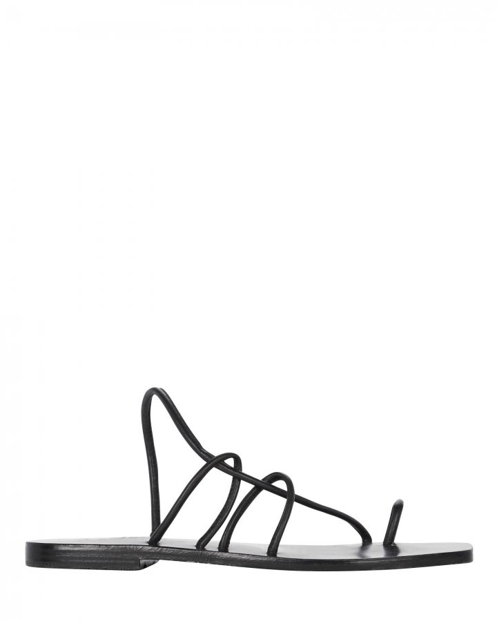 Willow Strappy Leather Sandals