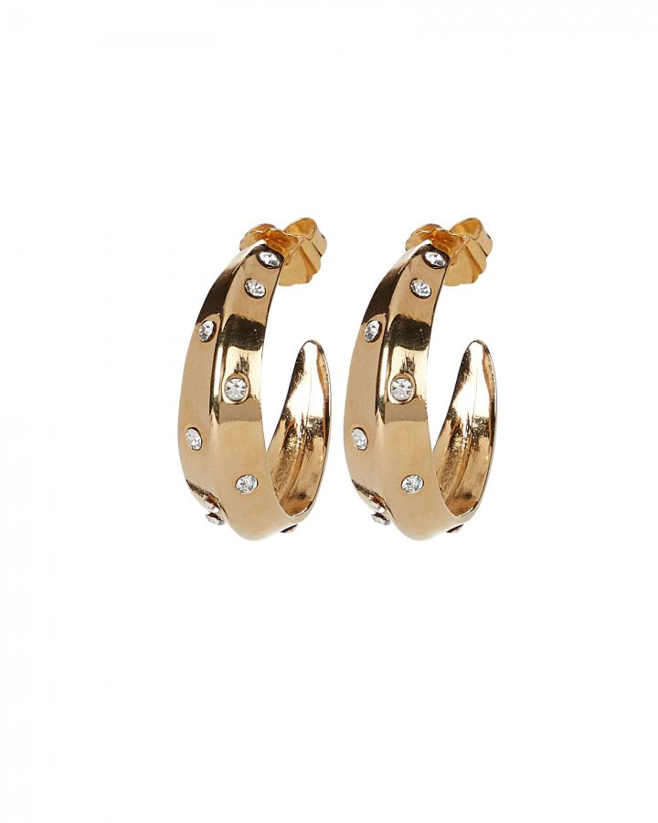 Swami Beach Hoop Earrings