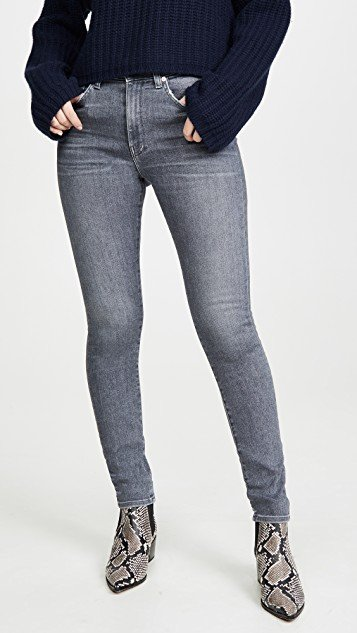 Palme High Rise Skinny Jeans