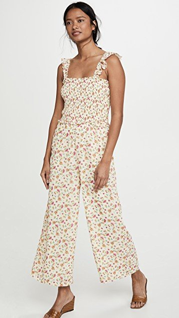 Love in Bloom Jumpsuit
