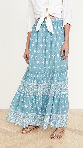 Tashi Border Olianna Skirt