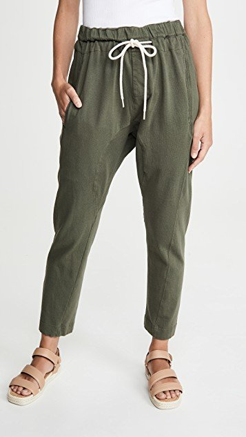French Terry Relaxed Pant II