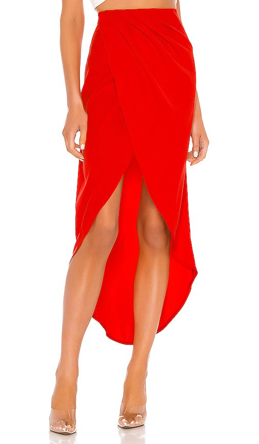 Arielle Slit Maxi Skirt