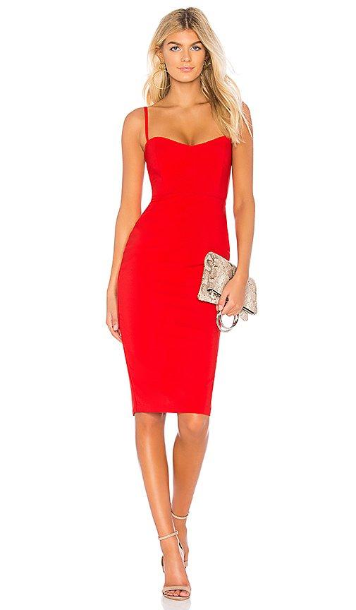 Allure Midi Dress