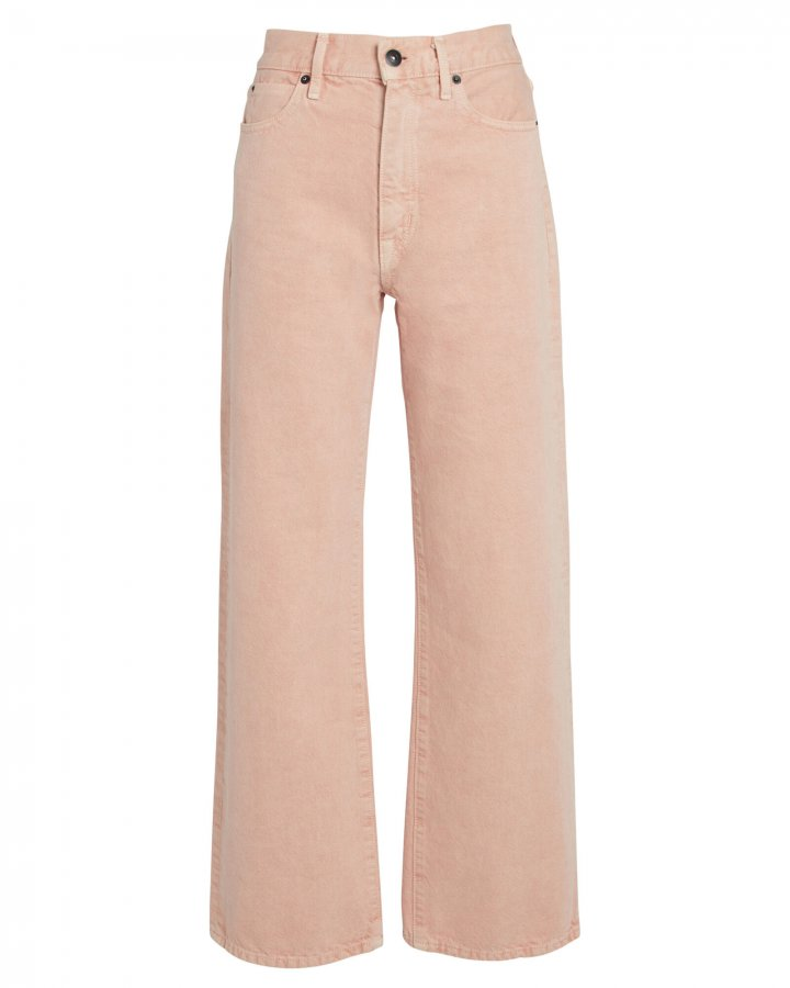 Grace High-Rise Ankle Jeans