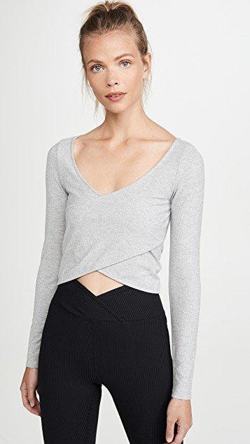 Barre Long Sleeve Shirt
