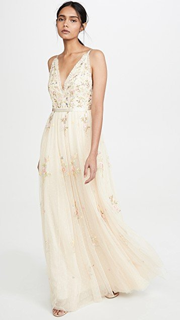Petunia Gown