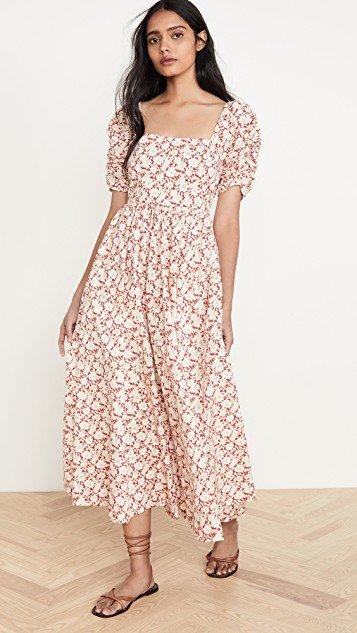 She\'s A Dream Midi Dress
