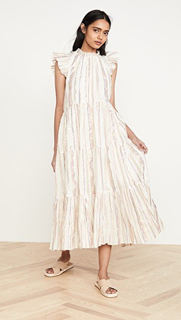 Harriet Tiered Maxi Dress