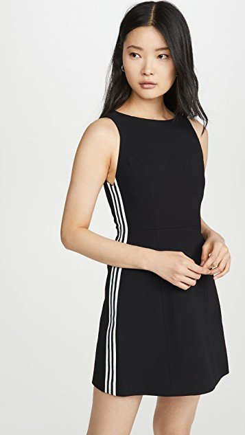 Lindsey Structured Dress