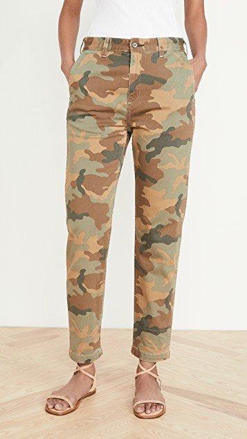 Charm Minimalist Trousers