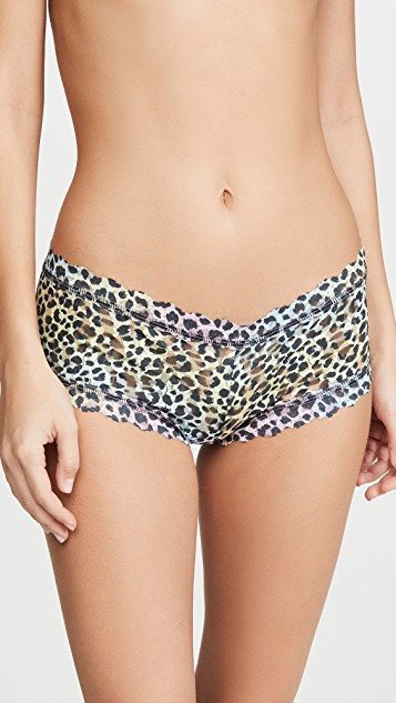 Rainbow Leopard Boy Shorts