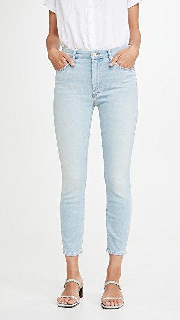 Looker Crop Jeans