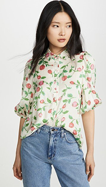 Jeanette Blouse