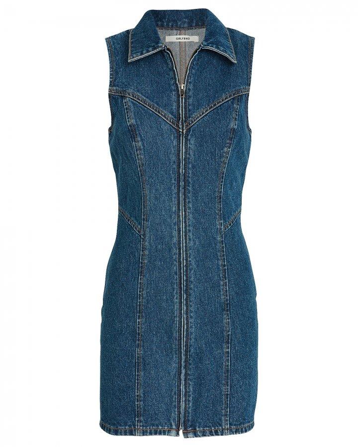 Colette Denim Dress