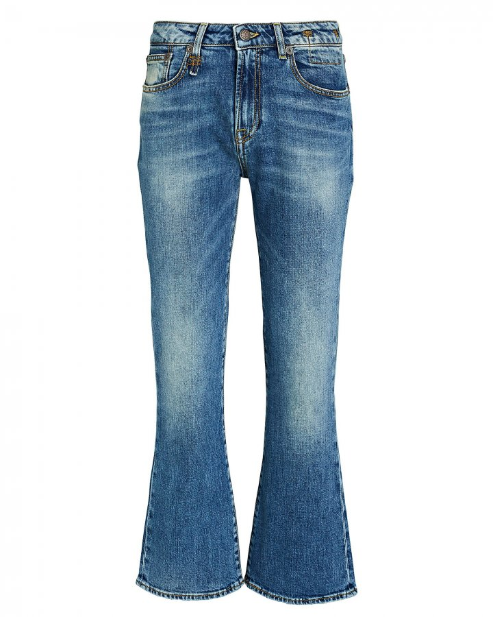 Kick Fit High-Rise Jeans
