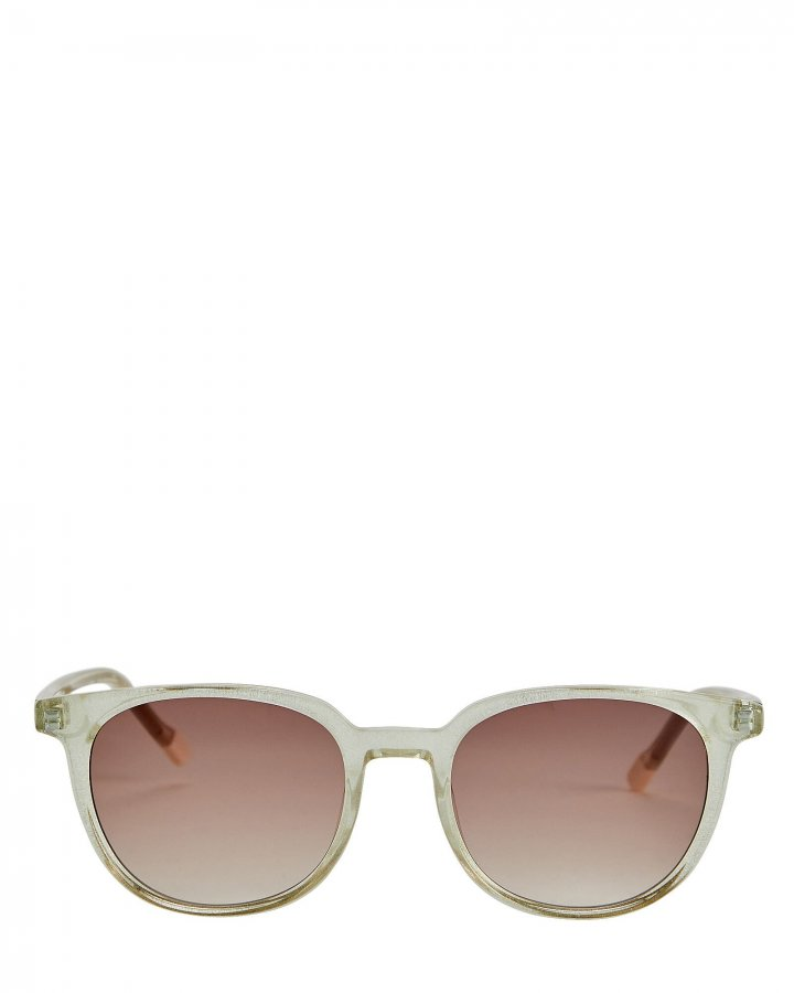 Nomad Shimmer Square Sunglasses