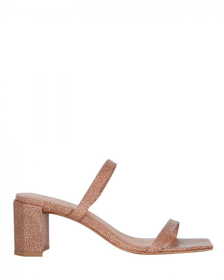 Tanya Leather Sandals