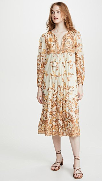 Hendrix Boho Dress