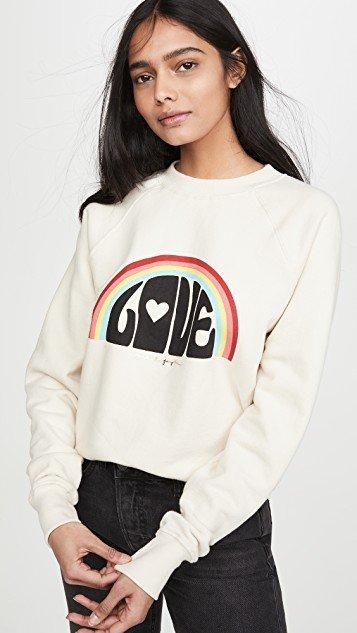 Love Classic Crew Sweatshirt