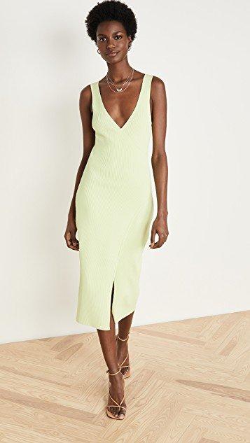 Milani Knit Basic Dress