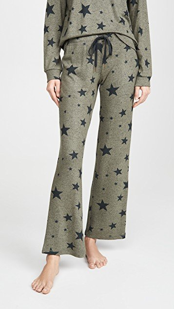 Weekend Warrior Star PJ Pants