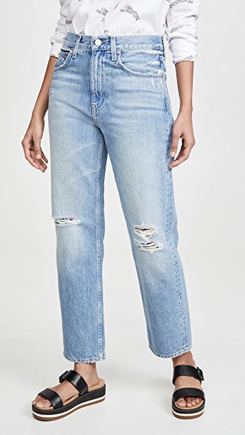 Riley 90\'S Straight Jeans
