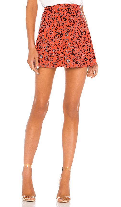 Sammie A Line Skirt