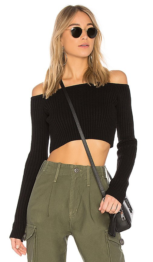 Bells Crop Sweater