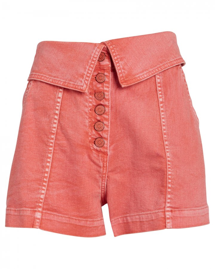Kase Denim Shorts