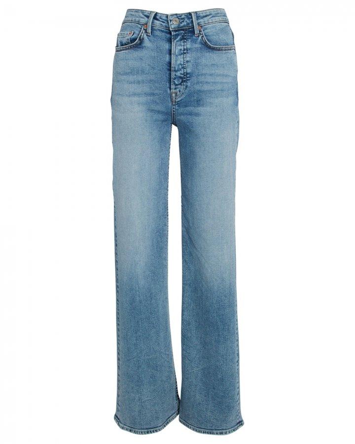 Carla High-Rise Jeans