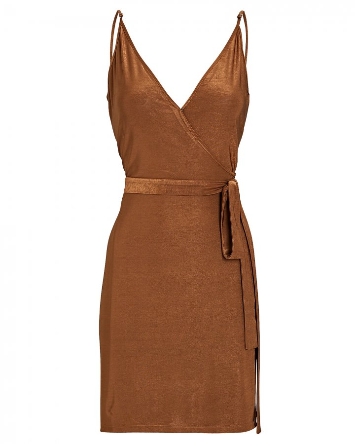 Tate Jersey Wrap Dress