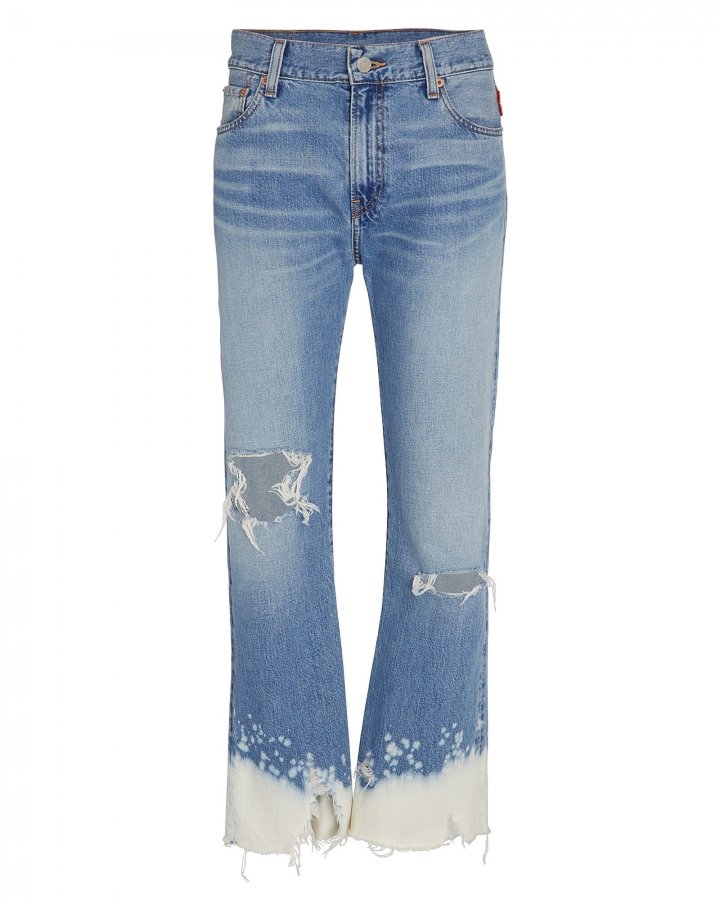 Joni High-Rise Dip Dyed Jeans