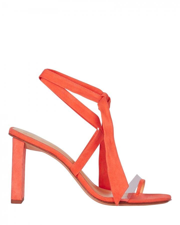 Katie 85 Suede Sandals