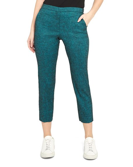 Treeca Pull-On Capri Pants