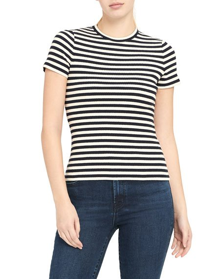 Tiny Tee 2 Striped Tee