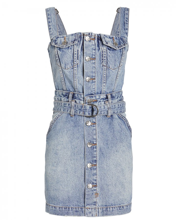 Deejay Denim Dress