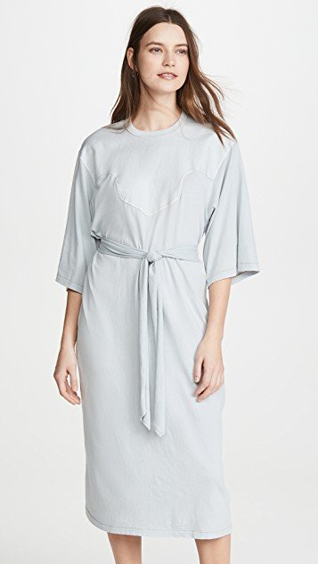 The Western Robe Dress