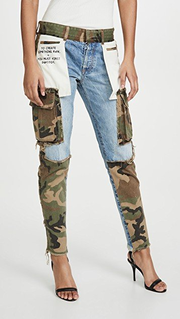 Denim Boy Skinny Jeans