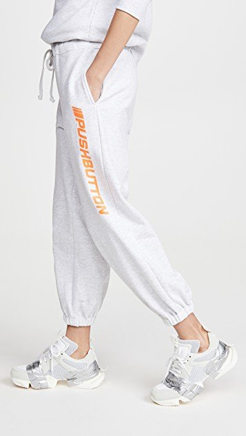 Rolled Point Sweat Pants