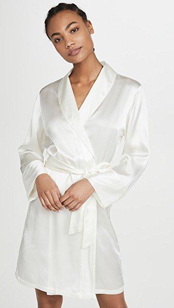 Charlotte Short Robe