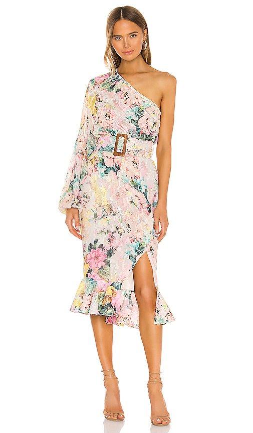 Teien Midi Dress