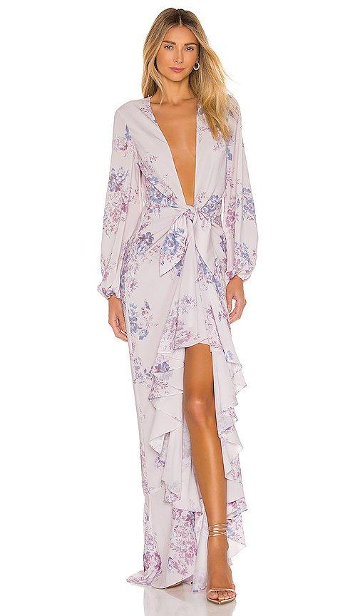 x REVOLVE Vienna Gown